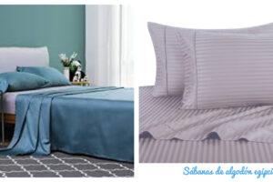 Las 12 mejores sábanas de algodón egipcio