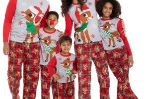 Los 10 mejores pijamas de Navidad para familias
