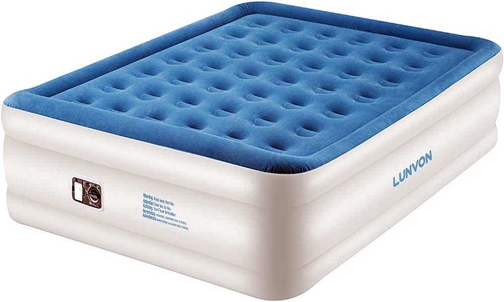 Cama hinchable Lunvon 3-304DE001