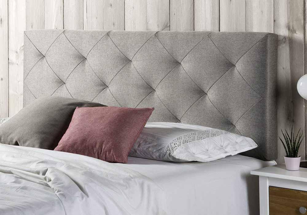 Cabecero de cama tapizado Marckonfort Milano