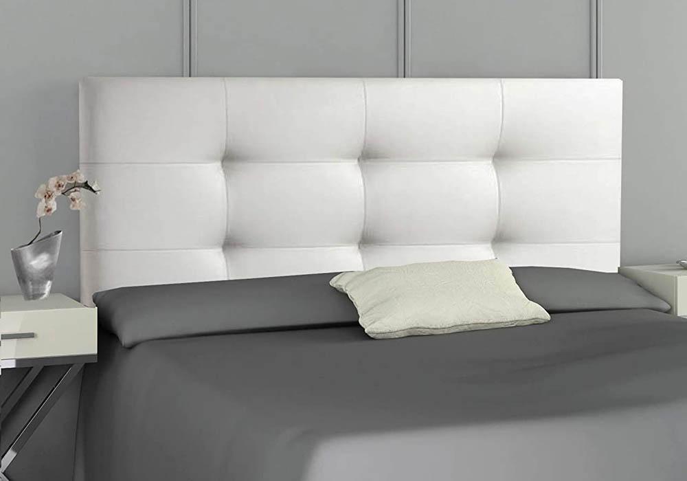 Cabecero de cama tapizado ONEK-DECCO Tennessee