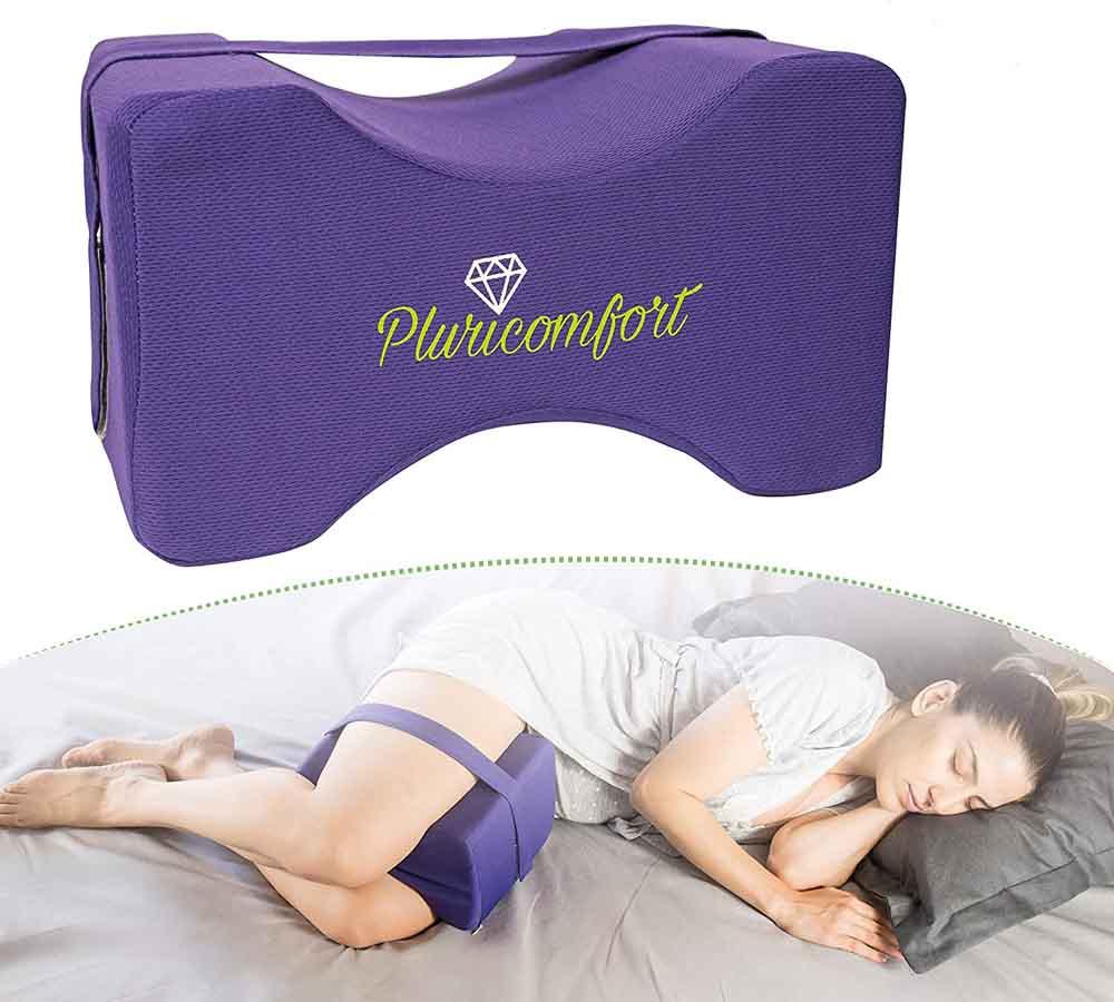 Almohada para piernas Pluricomfort